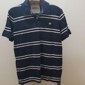 Aeropostale collar short sleeve shirt. Sz L